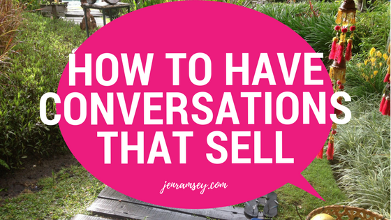 How to Convert a Lead into a Client: Conversations that Sell