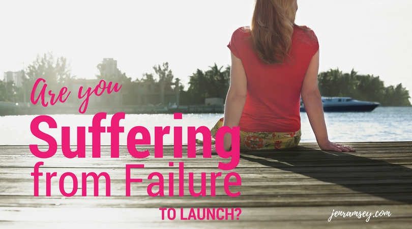 Are you Suffering From Failure to Launch?